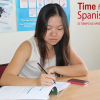 Time for English and Spanish School 58126